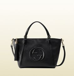 Gucci - soho leather top handle bag 369176A7M0G2754