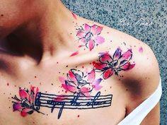 Les jolis tatouages nature de Pis Saro