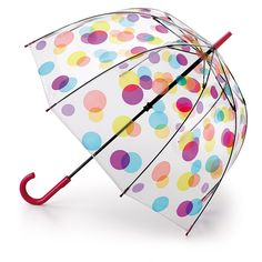 Birdcage-2 #umbrella polka dots