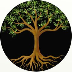 Image detail for -Tree of Life Digital Art by Liora Hess - Tree of Life Fine Art Prints ...
