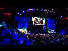 Guns N Roses - Acceptance Speech, Rock and Roll Hall of Fame 2012