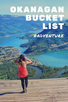 The Okanagan is a hub of wonderful outdoor adventures. We've gathered our favourite destinations for Things To Do In Kelowna, Places To Travel, Places To Go, Road Trip, Canadian Travel, Canada, Future Travel, Beautiful Places To Visit, Outdoor Travel