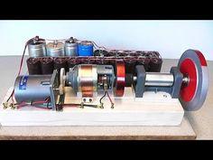 Free Energy Light Bulbs - Emergency Generator - YouTube