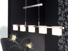 Lienzo závěsné svítidlo / ceiling light Chandelier, Ceiling Lights, Lighting, Home Decor, Canvases, Candelabra, Decoration Home, Room Decor, Chandeliers