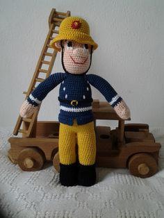Požiarnik Sam Návod Schumianca Sashesk Handmade Návody A