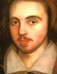 """Make me immortal with a kiss.""  ― Christopher Marlowe, Doctor Faustus and Other Plays (Doctor Faustus was first published in 1604, eleven years after Marlowe's death and at least twelve years after the first performance of the play)."