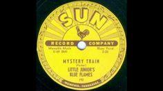 SUN 192 Little junior parker Mystery train (November 1953)
