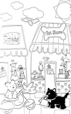 American Girl Doll Coloring Pages  Art  Pinterest  Coloring
