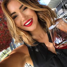 """37.1k Likes, 287 Comments - Pia Muehlenbeck (@piamuehlenbeck) on Instagram: """"Shades of autumn hair styled by @barney_martin_hair """""""