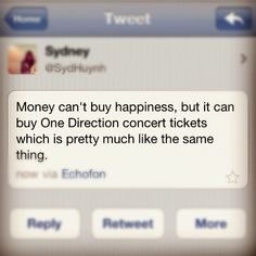 That explains 2 1D concerts and 1 5sos concert!!!!