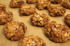 Maple cinnamon peanut butter cookies