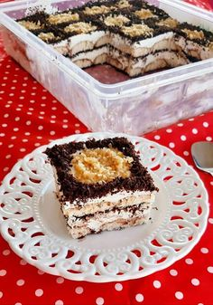 Greek Sweets, Deserts, Cooking Recipes, Cookies, Cake, Ethnic Recipes, Food, Markers, Alphabet