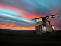 We will be building green homes similar to the zeroHouse