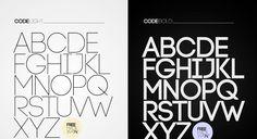 Free sans serif fonts roundup.