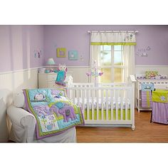 NoJo® Dreamland Crib Bedding Collection