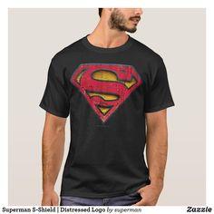 Superman Shirt, Superman Logo, Mens Tee Shirts, Cool Shirts, T Shirt, Superman Merchandise, Superhero Gifts, Tshirt Colors, Colorful Shirts