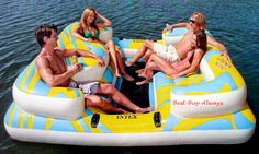 Floating Island Jet Ski And Skiing On Pinterest