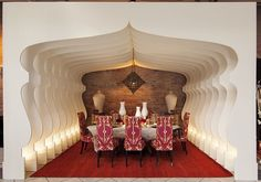 Exotic and Exquisite: 16 Ways to Give the Dining Room a Moroccan Twist