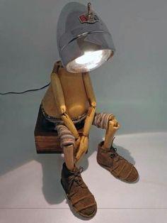 #LampRecup