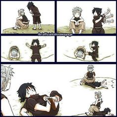 tobirama and izuna can never be friends list like hashirama and Madara ... well thank God for small favours