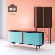 Perf Sideboard by Diesel for Moroso
