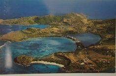 1986 Grand et Petit Cul de Sac St Barts Island, Saints, Water, Outdoor, Vintage, Bag, Gripe Water, Outdoors, Outdoor Games