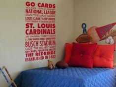 Go Cards, St. Louis Cardinals Baseball