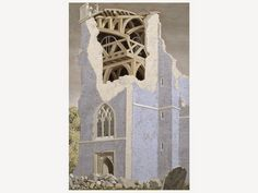 Start With Art: The Church at Coggeshall, Essex by John Armstrong