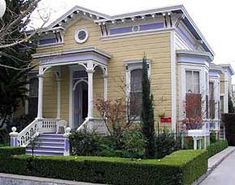 1000 Images About Victorian Houses In Santa Cruz On