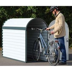 Bicycle Locker Bikebox 3   Bike Racks   Pittman Ireland