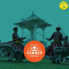 A cultural fiesta tailored for lovers of art & music, Mt.Abu Summer Festival is the rendezvous of folklores and celebrations.  From camel-races to Ghoomar dance performances, the festival also celebrates qawali music and stunning fireworks. ‪#‎SummerFestivals‬ #travel