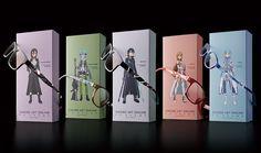 """Sword Art Online"" Official Collaboration PC Glasses"