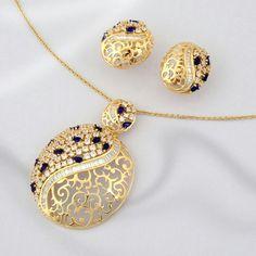 Designer jewel Gold Jewellery Design, Gold Jewelry, Jewelery, Jewelry Rings, Gold Fashion, Fashion Jewelry, Gold Pendent, Pendant Set, Diamond Pendant