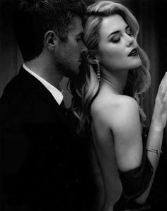 seduction, intimacy and the power of touch