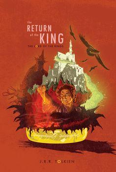 The Return of the King Art