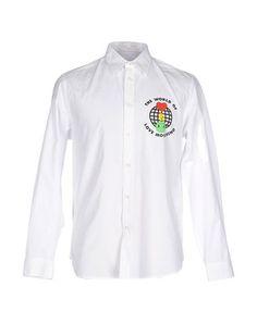 LOVE MOSCHINO Shirts. #lovemoschino #cloth #top #pant #coat #jacket #short #beachwear