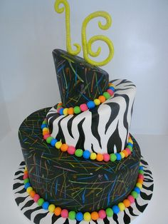 Sweet 16 Zebra Cakes | Recent Photos The Commons Getty Collection Galleries World Map App ...
