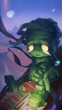 Amumu by Dawnpu