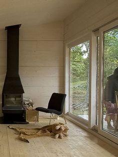 Scandinavian Retreat: Prefab from Sweden 1   X House