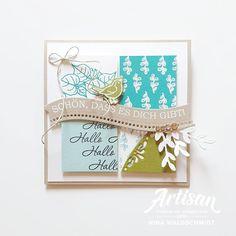 mama nina: Stampin 'Up! Artisan Design Team - Diversity Package Beautifully peppy