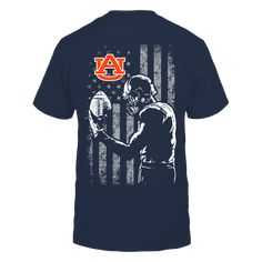 Auburn Tigers American Flag Limited Edition Gift