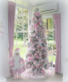 I'm dreaming of a PINK ? Christmas !!!