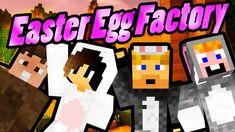 Minecraft - Easter Egg Factory [NYULAK LETTÜNK!] Minecraft Easter Eggs