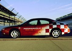 2000 Oldsmobile Aurora Indy 500 Pace Car