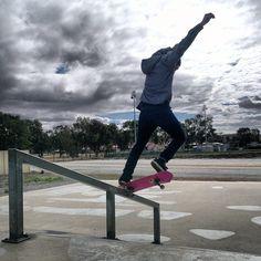 The Boss K Grinding #skateboarding #skate #skating #kgrind #skatepark #railskating #railskateboarding #canon600d #skaefilming #skatephoto #skatefilm