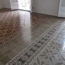 Mosaico Hidráulico Tipos de suelos
