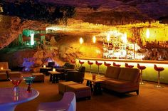 Alux Restaurant Lounge - Cool down in a Mexican cave