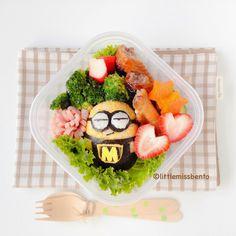 Minion Bento