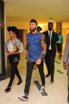 Jidenna rocking coolest african ankara styles for men, jidenna rocking handsome men ankara styles African Dresses Men, African Shirts, African Attire, African Wear, African Inspired Fashion, African Print Fashion, Africa Fashion, Ankara Styles For Men, Style Africain