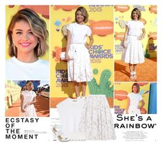 """""""Sarah Hyland. 